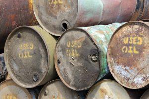 Modification de certaines conditions de la réglementation relative au ramassage des huiles usagées